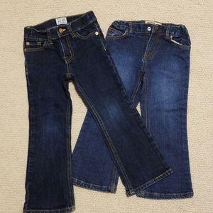 4T 👖dark jeans